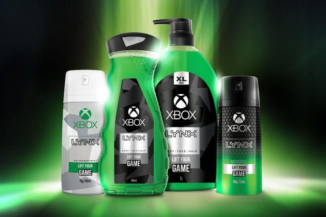 Microsoft ra mắt dòng sản phẩm sữa tắm, dầu gội và xịt khử mùi Xbox - Ảnh 1.