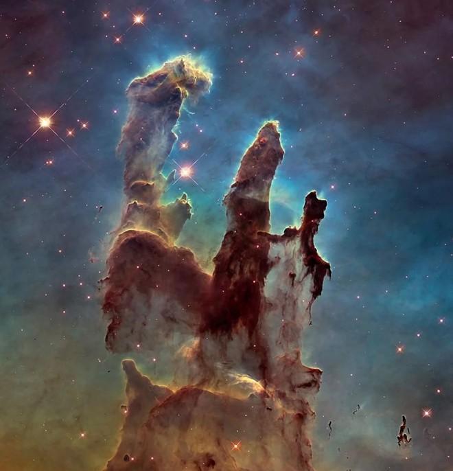 Nhiếp ảnh gia tự phát có thể chụp được ảnh Vũ trụ đẹp được như NASA? - Ảnh 2.