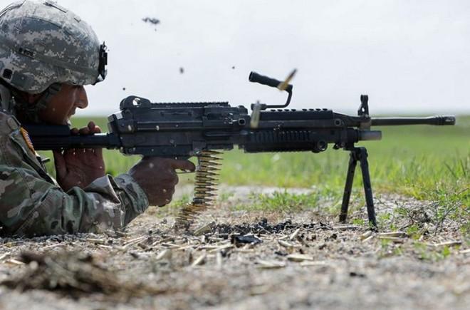 Súng trường của quân đội Mỹ sắp tích hợp công nghệ giống như trên xe tăng và iPhone - Ảnh 2.
