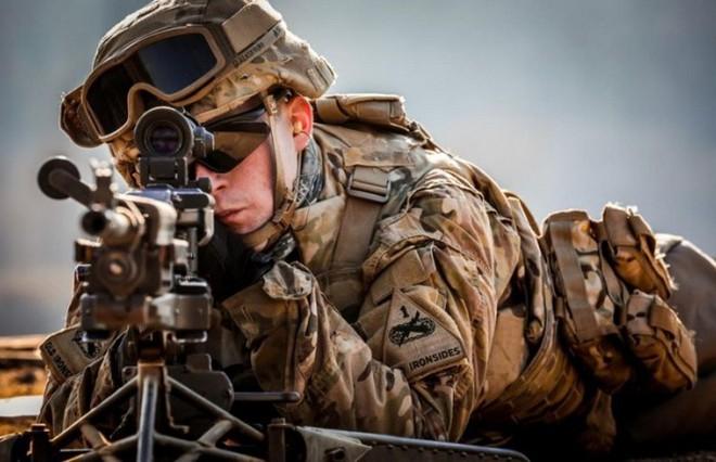Súng trường của quân đội Mỹ sắp tích hợp công nghệ giống như trên xe tăng và iPhone - Ảnh 1.