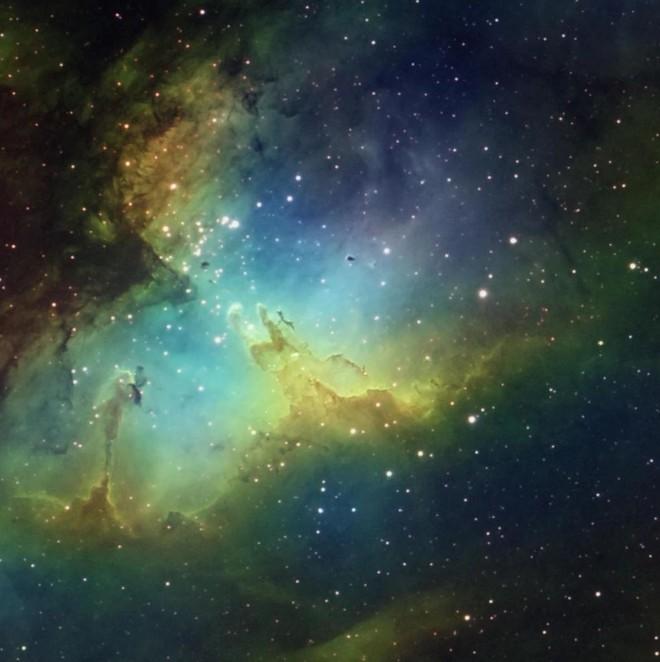 Nhiếp ảnh gia tự phát có thể chụp được ảnh Vũ trụ đẹp được như NASA? - Ảnh 3.