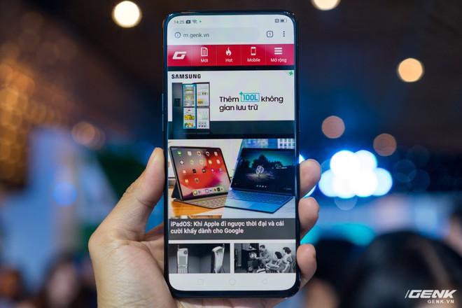 Oppo Reno chính thức ra mắt: 21 triệu đồng cho phiên bản cao cấp nhất, cú tấn công trực diện đến Samsung - Ảnh 8.