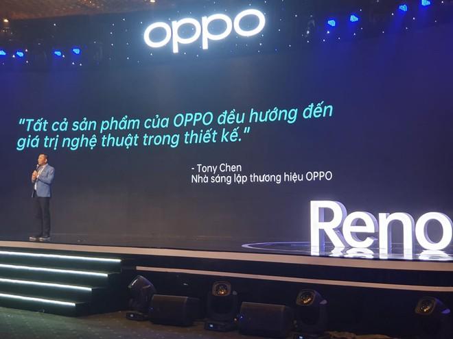 Oppo Reno vây cá mập ra mắt tại Việt Nam, Snapdragon 855, cam sau 48MP, zoom 10x, giá 21 triệu - Ảnh 14.