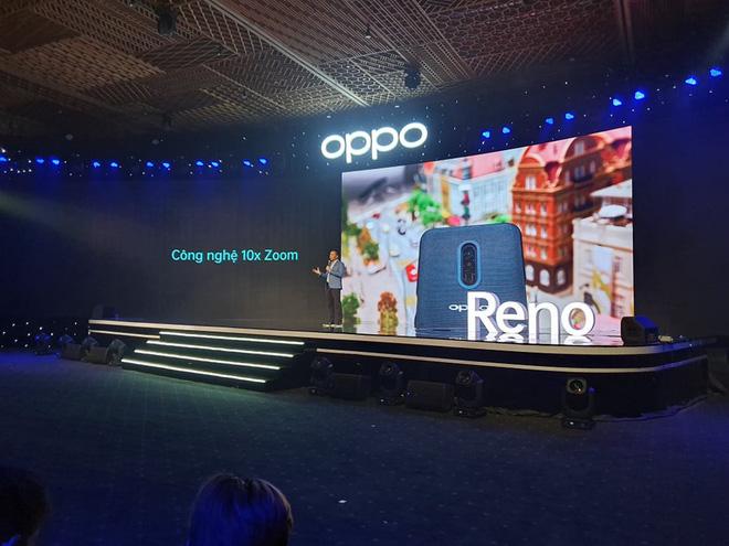 Oppo Reno vây cá mập ra mắt tại Việt Nam, Snapdragon 855, cam sau 48MP, zoom 10x, giá 21 triệu - Ảnh 25.