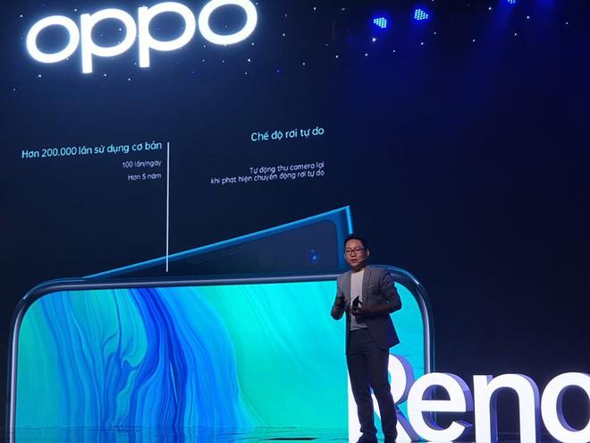 Oppo Reno vây cá mập ra mắt tại Việt Nam, Snapdragon 855, cam sau 48MP, zoom 10x, giá 21 triệu - Ảnh 30.