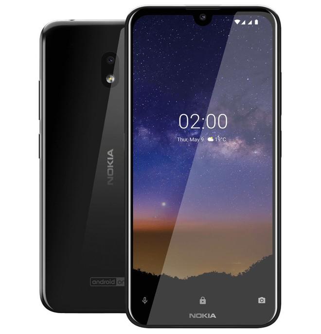 Nokia 2.2 ra mắt, thiết kế hiện đại, pin 3.000mAh, giá chỉ 100 USD - Ảnh 3.