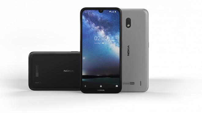 Nokia 2.2 ra mắt, thiết kế hiện đại, pin 3.000mAh, giá chỉ 100 USD - Ảnh 2.