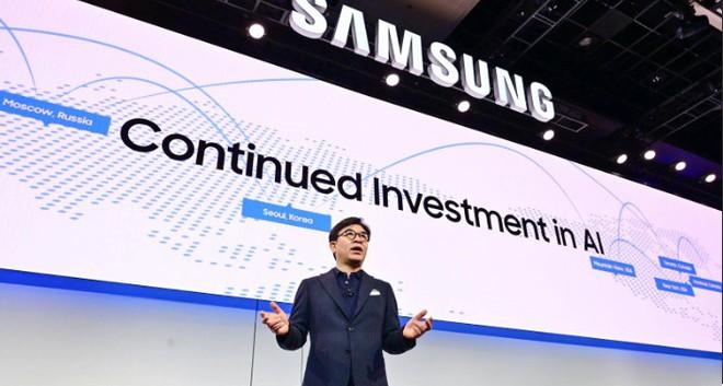 Samsung có số lượng bằng sáng chế AI cao thứ 3 thế giới - Ảnh 1.
