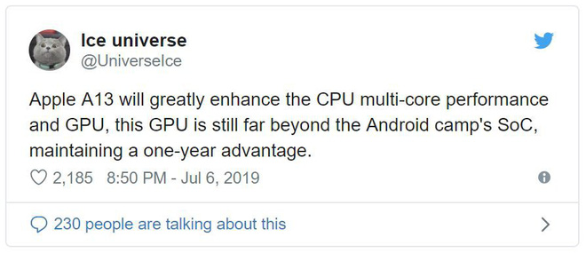 GPU tích hợp trong chip xử lý iPhone 11 đi trước cả Thế giới Android ít nhất 1 năm - Ảnh 2.