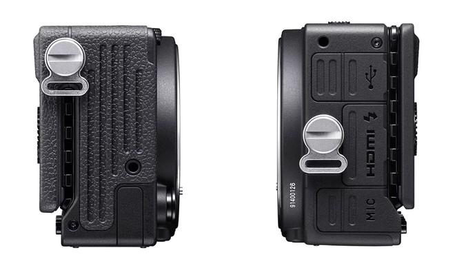 Sigma công bố FP: Máy ảnh Full-frame không gương lật nhỏ nhất Thế giới - Ảnh 4.