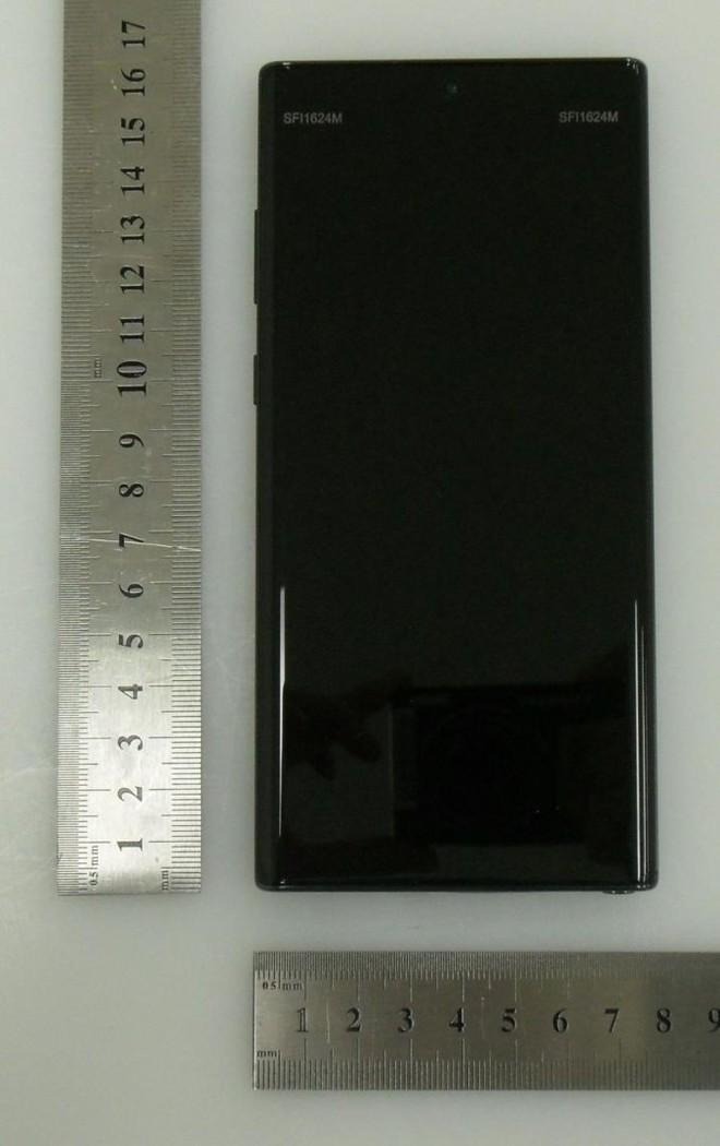 Samsung Galaxy Note 10 lộ ảnh thật, xác nhận không còn jack cắm tai nghe 3.5mm - Ảnh 3.
