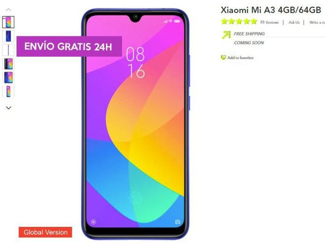 Xiaomi tung teaser cho Mi A3, nói rằng đây là smartphone giá rẻ tốt nhất - Ảnh 2.