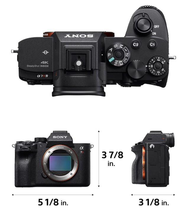 Sony công bố Alpha a7RIV: Máy ảnh Full-frame 61MP đầu tiên trên Thế giới - Ảnh 5.