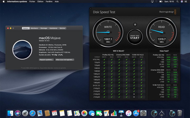 Rẻ hơn, nhưng MacBook Air 2019 cũng đi kèm với SSD chậm hơn đời 2018 - Ảnh 1.