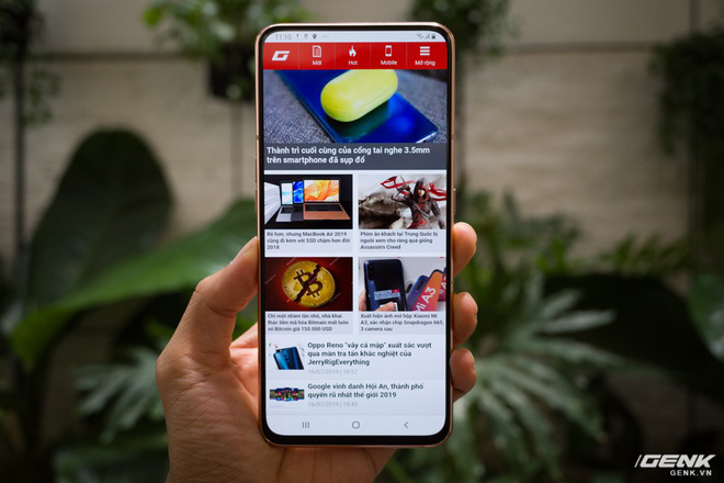 Trải nghiệm game trên Samsung Galaxy A80: màn hình thực sự tràn viền và chip Snapdragon 730G có đáng tiền? - Ảnh 3.