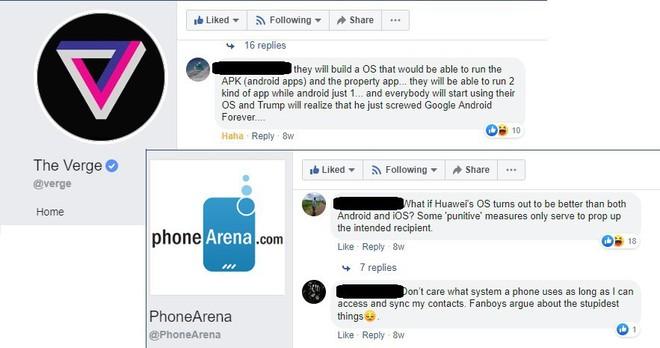 Sẽ không có chuyện HongMeng nhanh hơn 60% so với Android, và hệ điều hành của Huawei cũng chẳng bao giờ thay thế được Android cả - Ảnh 1.