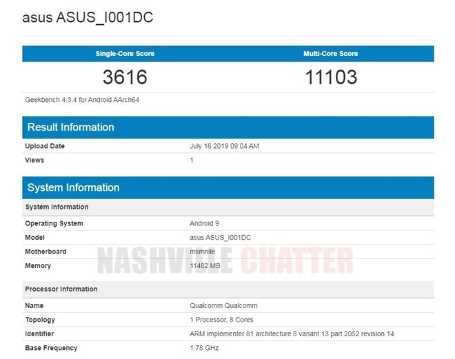 Rò rỉ kết quả benchmark ấn tượng của Galaxy Note10 với chip Exynos 9825 - Ảnh 3.