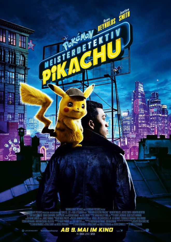 Thám tử Pikachu vượt mặt Warcraft trở thành phim dựa theo game có doanh thu cao nhất lịch sử - Ảnh 3.
