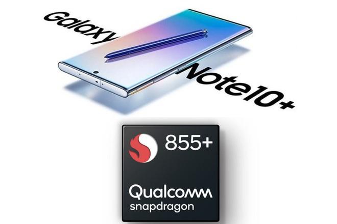 Đáng tiếc, Galaxy Note 10 sẽ không được trang bị bộ vi xử lý Snapdragon 855+ mới nhất của Qualcomm - Ảnh 1.