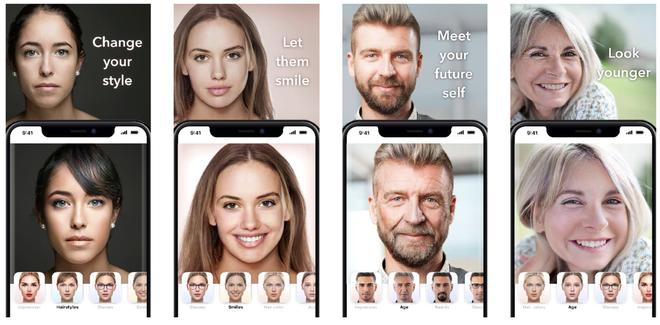 Cộng đồng mạng lại phát sốt vì ứng dụng thay đổi khuôn mặt từ trẻ thành già, nhưng chuyên gia bảo mật lại cảnh báo mối nguy hiểm khôn lường - Ảnh 4.