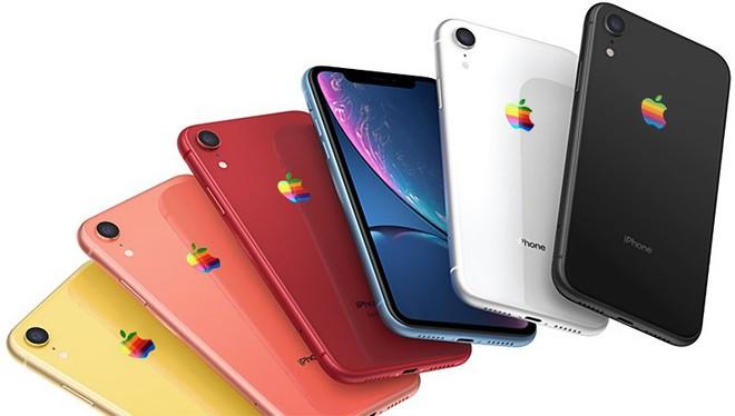 Logo táo cầu vồng huyền thoại sẽ trở lại trên một số thiết bị Apple ngay trong năm nay - Ảnh 1.