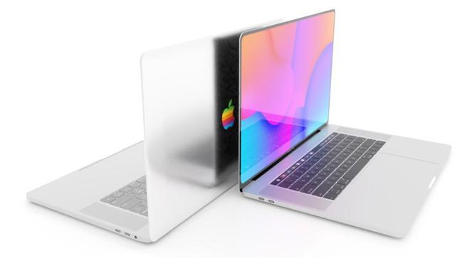 Logo táo cầu vồng huyền thoại sẽ trở lại trên một số thiết bị Apple ngay trong năm nay - Ảnh 2.