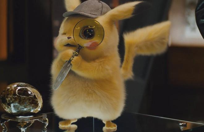 Thám tử Pikachu vượt mặt Warcraft trở thành phim dựa theo game có doanh thu cao nhất lịch sử - Ảnh 1.