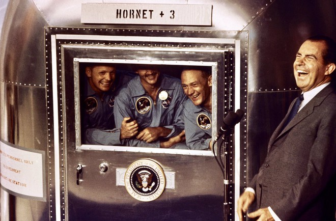 Tại sao ngày xưa chưa có Internet để tìm thông tin mà người ta vẫn tin việc người Mỹ đặt chân lên Mặt Trăng là giả? - Ảnh 11.