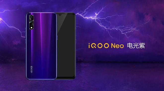 Vivo iQOO Neo ra mắt: Snapdragon 845, 3 camera sau, pin 4500mAh, giá từ 6.1 triệu đồng - Ảnh 2.