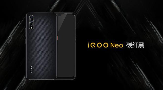Vivo iQOO Neo ra mắt: Snapdragon 845, 3 camera sau, pin 4500mAh, giá từ 6.1 triệu đồng - Ảnh 4.