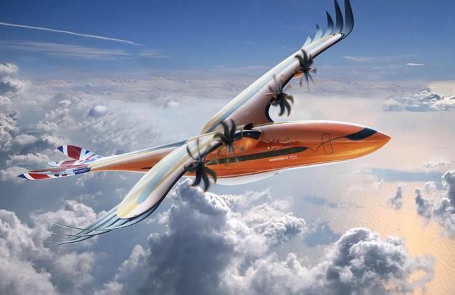 Đây là Quái điểu của Airbus, thiết kế mà hãng cho rằng chính là tương lai của ngành hành không - Ảnh 1.