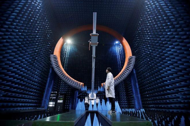 Khi 5G dần phổ biến, Trung Quốc đang nắm một vật liệu quan trọng, thay thế được cả silicon để giành lấy ngôi đầu công nghệ - Ảnh 1.