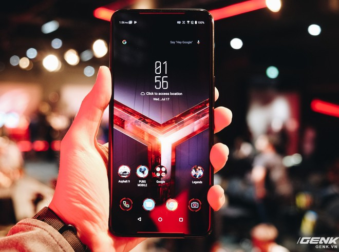 Chán tai thỏ và giọt nước thì hãy chọn 5 smartphone màn hình không khiếm khuyết này để chơi game cho đã - Ảnh 4.