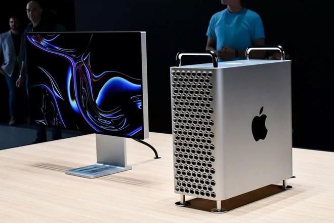 Chính phủ tổng thống Trump sẽ không miễn thuế cho linh kiện Apple Mac Pro - Ảnh 1.