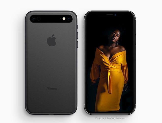 Chiêm ngưỡng concept iPhone 11 đẹp lung linh, ăn đứt thiết kế của Apple - Ảnh 2.