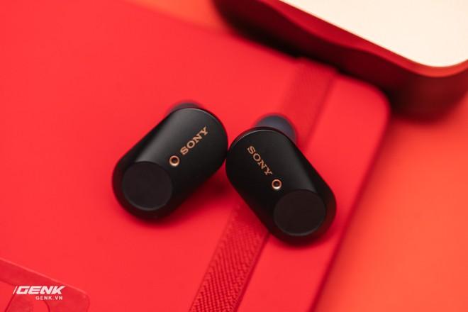 Đánh giá chi tiết tai nghe true-wireless WF-1000xm3: Muộn còn hơn là không bao giờ - Ảnh 17.
