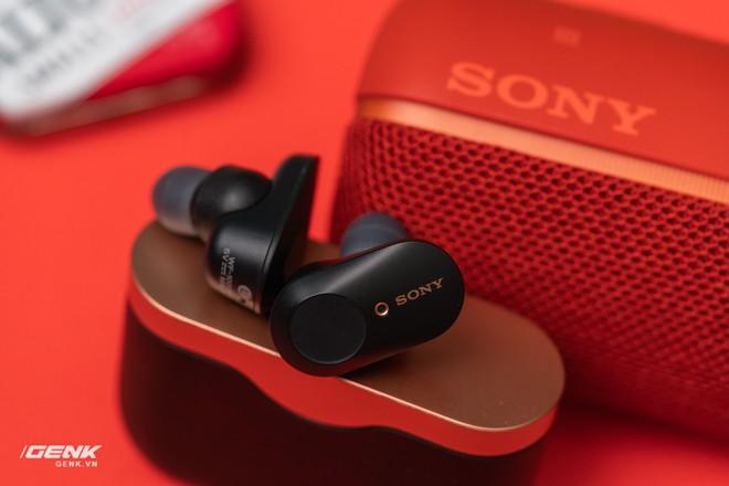 Đánh giá chi tiết tai nghe true-wireless WF-1000xm3: Muộn còn hơn là không bao giờ - Ảnh 10.