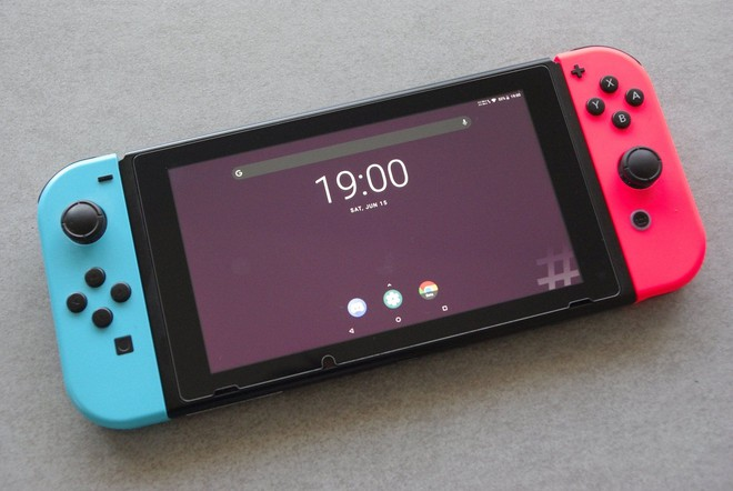 Nintendo Switch đã có thể chạy được Android: Cài đặt dễ dàng, hỗ trợ Joy-Con, vẫn còn một vài lỗi nhỏ - Ảnh 1.
