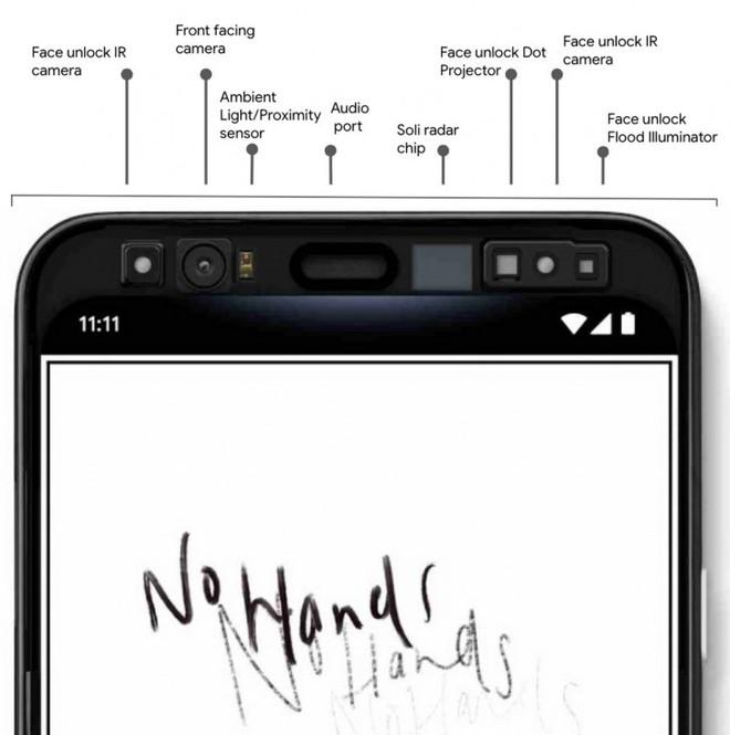 Google tung teaser xác nhận Pixel 4 sẽ có tính năng mới, mà Apple và Samsung đã sử dụng vài năm trước - Ảnh 3.