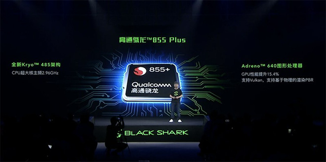 Black Shark 2 Pro chính thức ra mắt: Chip Snapdragon 855+, RAM 12GB, giá 435 USD - Ảnh 3.