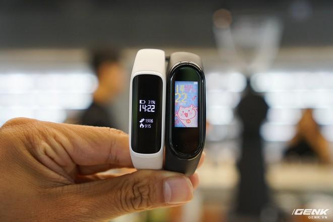 Xiaomi Mi Band 4 vs. Samsung Galaxy Fit e: trong tầm giá 1 triệu, nên chọn ai? - Ảnh 15.