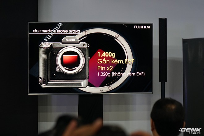 Cận cảnh máy ảnh Medium Format đắt tiền nhất của Fujifilm, mỗi body đã đốt ví bạn đến hơn 250 triệu đồng - Ảnh 2.