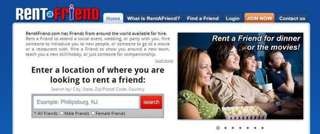 Dịch vụ thuê bạn bè trên Internet có phải là phương thuốc hữu hiệu chữa trị cho người cô đơn? - Ảnh 2.