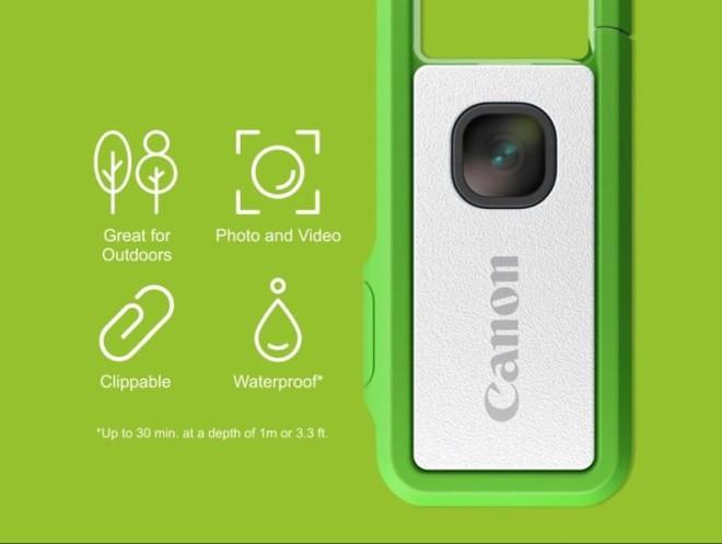 Canon gây quỹ cộng đồng cho máy ảnh có kích thước chỉ bằng chiếc USB, cảm biến 13MP - Ảnh 1.