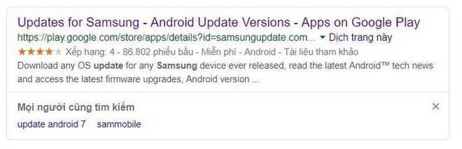 10 triệu người dùng bị lừa tải về ứng dụng giả mạo, cam kết sẽ cập nhật firmware mới nhất cho smartphone của Samsung - Ảnh 4.