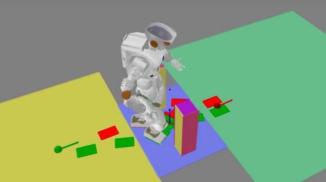[Video] Cận cảnh những công nghệ tiên tiến giúp robot di chuyển vững vàng trên các địa hình gồ ghề - Ảnh 4.