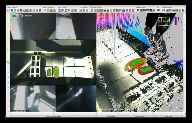 [Video] Cận cảnh những công nghệ tiên tiến giúp robot di chuyển vững vàng trên các địa hình gồ ghề - Ảnh 3.