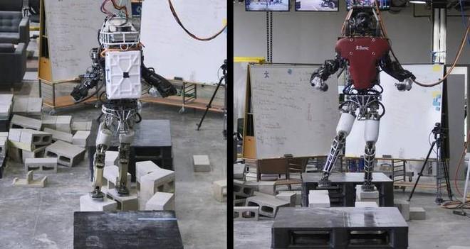 [Video] Cận cảnh những công nghệ tiên tiến giúp robot di chuyển vững vàng trên các địa hình gồ ghề - Ảnh 1.