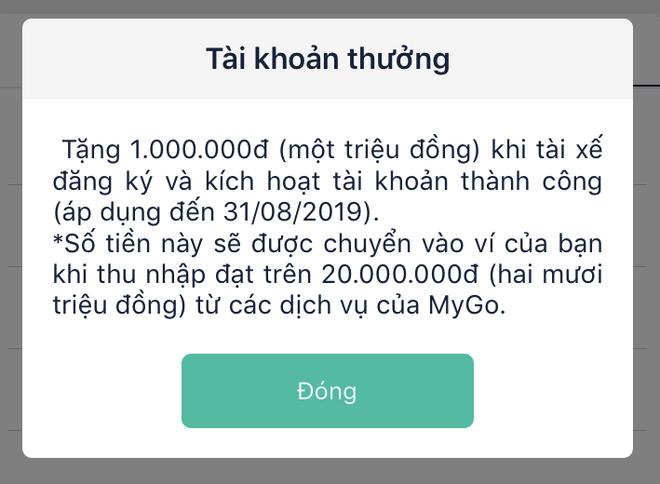 Dùng thử app gọi xe MyGo của Viettel: Giá vừa phải, rất nhiều xe hiện lên nhưng gọi không được, khuyến mãi quá ít? - Ảnh 5.