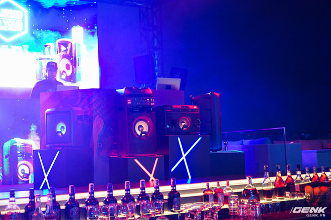 LG ra mắt dòng loa XBOOM dành cho tín đồ mê Karaoke và DJ, giá khởi điểm từ 4 triệu đồng - Ảnh 1.